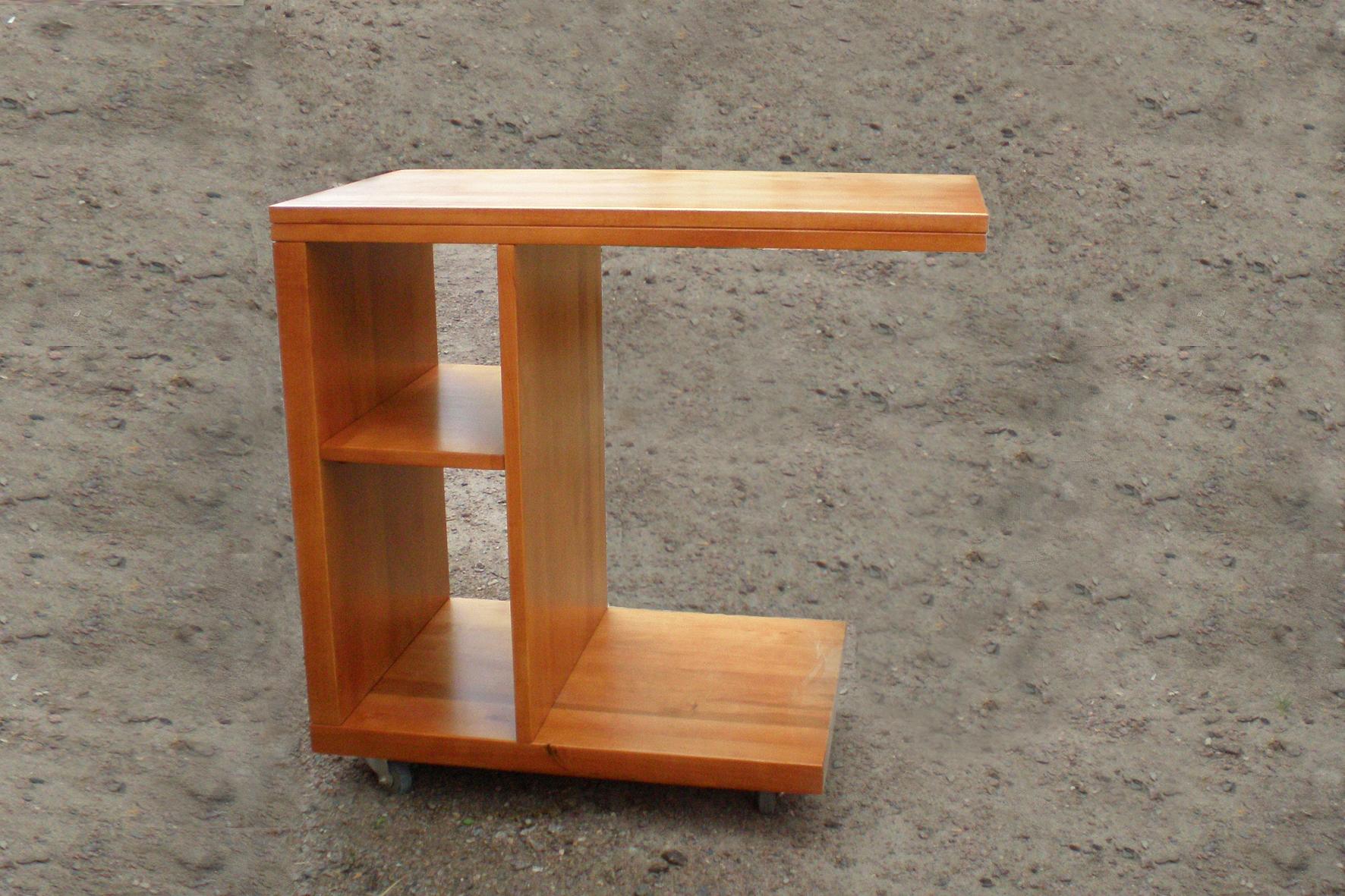 Прикроватные столик своими руками фото